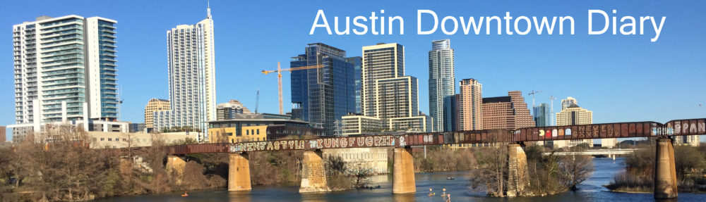 Austin Downtown Diary