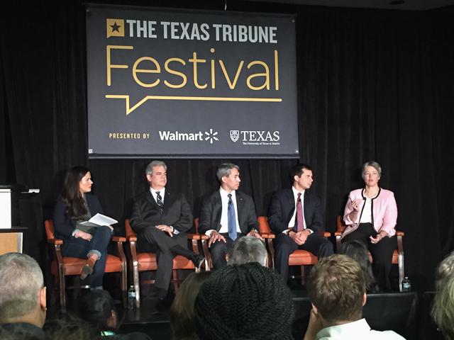Texas Tribune Festival: 2017 | Austin Downtown Diary