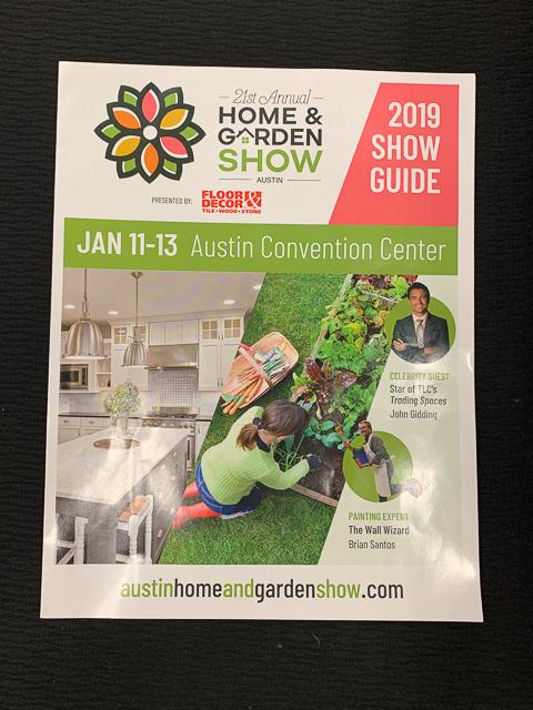 Austin Home Amp Garden Show 2019 Austin Downtown Diary